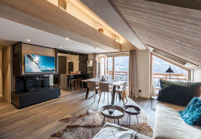 in Méribel - W - Méribel Appartement de grand confort