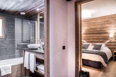 Appartement à La Clusaz - CLZ-Spacieux appartement 5* au pied des pistes ave