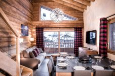 Location chalet de luxe agence immobilière la Clusaz