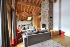 Appartement à La Clusaz - CLZ- T6 5* (10/12 pers) - Pieds des pistes