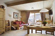 Appartement à La Clusaz - CLZ- Centre village appartement 4* avec spa - 4p
