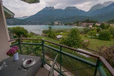 Appartement à Duingt - BAIE DES VOILES - #208 DUPLEX vue lac et Château.