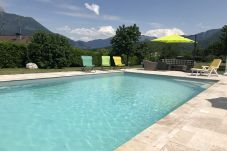 Villa à Doussard - LA VILLA CHAMPETRE AVEC PISCINE