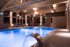 Appartement à La Clusaz - CLZ- Unique appartement 4* centre village avec spa