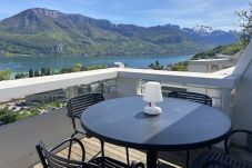 Appartement à Annecy - Annecy, 10th floor - 360° lake and castle view. 4p